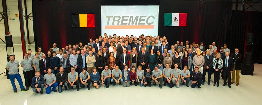 TREMEC launches new facility in Belgium as part of major global expansion